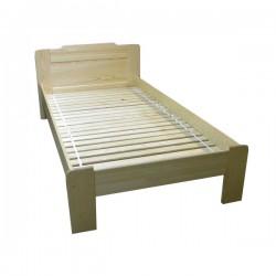 BEATA łóżko 100x200cm sosnowe