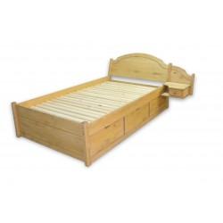 SONIA łóżko starzone...
