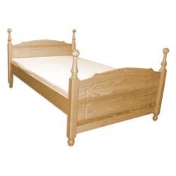 ZOFIA łóżko 100x200cm sosnowe