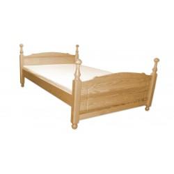 ZOFIA łóżko 200x200cm sosnowe